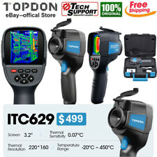 Ir Infrared Thermal Imager Visible Light Camera Resolution 220160 300000 Pixel