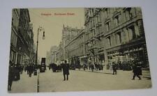 *Antique Glasgow, Buchanan Street Postcard*
