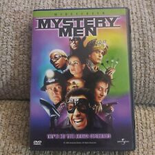 Mystery Men Widescreen Dvd