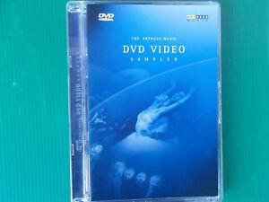 DVD THE ARTHAUS MUSIK SAMPLER BIZET PUCCINI ECC ECC   COME NUOVO LOOK