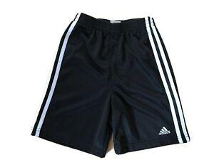 Adidas Boys Basketball Shorts Black Size 6