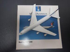 Herpa Wings 1:500 Ansett Australia Boeing 747-300 503921 EXC #854