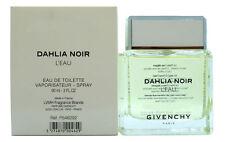 DAHLIA NOIR L'EAU BY GIVENCHY EAU DE TOILETTE SPRAY 90 ML / 3 FL.OZ. (T)