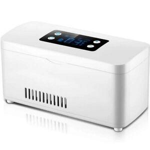 Portable Insulin Refrigerator Medical Cooler Mini Fridge Travel Cooling Case Box