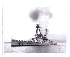Imperial War Museum Photo NAVY SHIP BOAT Sailor Cannon Gun vintage military 2692