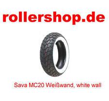 Neumáticos muro blanco 110/70-11 Sava mc20, 54l, TL