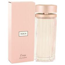Tous L'eau Perfume by Tous Eau De Parfum Spray 3 oz Women 90 ml