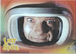 THE COMPLETE LOST IN SPACE FACES OF DOCTOR SMITH INSERT SINGLE F5