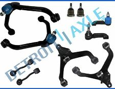 Brand New 10pc Complete Front Suspension Kit for 2005-07 Jeep Liberty