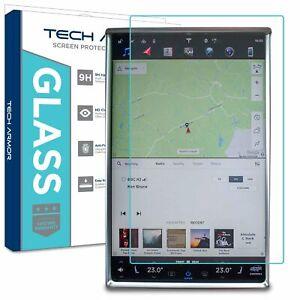 "Tech Armor Anti-Glare Screen Protect Tesla Model X Navigation Center 17"" [1-Pck]"