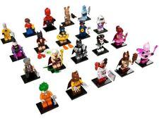 LEGO MINIFIGURE 71017 SERIE BATMAN MOVIE COMPLETA !COMPLETE SERIES!