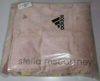 adidas Stella McCartney Dustyrose/Sahara Cotton BathRobe - Extremly Rare!  NWT