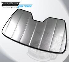 Leatherette Like Custom Fit SunShade Windshield Visor For Chevrolet Volt 16-18