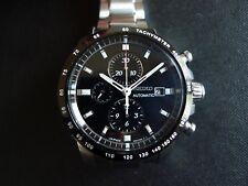 Seiko Brightz Phoenix SAGH001 6S28-00B0 Automatic Column Wheel Chronograph Watch