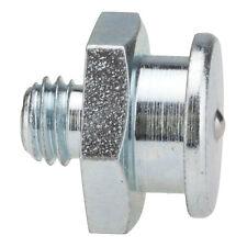 M8 x 1,25 [100 Stück] DIN 3404 Ø16mm Flachschmiernippel Stahl verzinkt