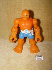 MARVEL FANTASTIC FOUR CHUNKY THE THING ACTION FIGURE TOYBIZ 2006 ACTION WORKING