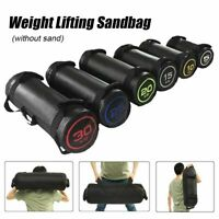 Weight Lifting Sandbag Boxing Fitness Workout Mma Crossfit Equipment Exercises