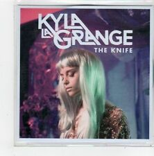 (FN51) Kyla La Grange, The Knife - 2014 DJ CD