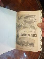 CARMEN SYLVA (ELISABETTA DI ROMANIA) - I RACCONTI DEL PELESCH SONZOGNO 1912