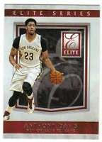 2015-16 Donruss Basketball The Elite Series Insert #38 Anthony Davis