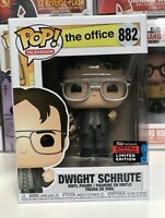 ⭐️The Office- Dwight Shrute #882 Bobblehead NYCC 2019 Funko Pop Vinyl + Protect⭐