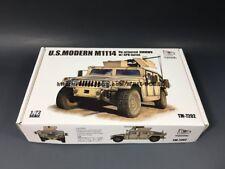 T-MODEL TM-7202 1/72 U.S. M1114 Up-Armored HMMWV w/GPK Turret