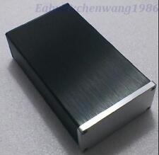 0905 Full Aluminum amplifier Enclosure Mini AMP Case Preamp Box PSU Chassis
