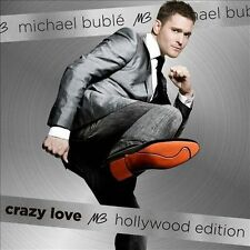 Crazy Love Hollywood Edition Michael Buble 2 CD Set