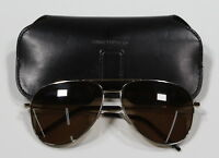 * SAINT LAURENT * Classic 11 D4WEW Gold Frame Made in Italy Luxury Sunglasses