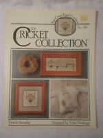 The Cross Eyed Cricket Collection- Dutch Sampler No. 60 - Counted  Cross Stitch