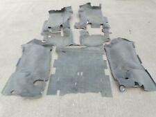 JEEP WRANGLER TJ CARPET SET WITH OVER MATS IN GREY 2002 - 2007