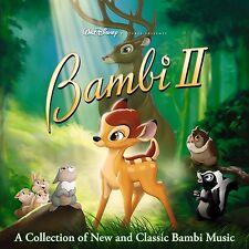 Soundtrack - Walt Disney / BAMBI II englisch  -CD- NEU+VERSCHWEISST/SEALED!