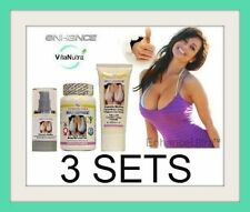 3 Breast Enlargement Pills Cream Serum Enhancement Bust Cup Enhancer Firming