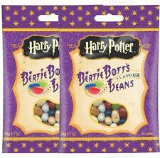 Harry Potter Bertie BOTT'S ogni aroma Jelly Bean-Confezione da 2 2x (54g)