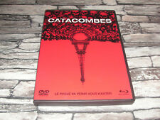 CATACOMBES  / BLU-RAY + DVD