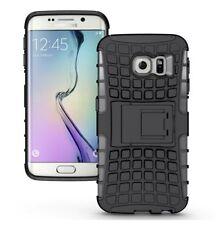 Étuis, housses et coques etuis portefeuilles noir Pour Samsung Galaxy S6 pour téléphone mobile et assistant personnel (PDA)