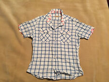 Womens Checked Ted Baker Shirt Size 3 (Med) Good Condition, Plenty Life In It