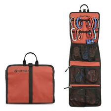 Professionelle Kletterkarabiner Ausrüstung Ausrüstung Organizer Handtasche