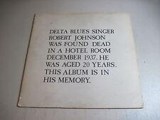 Paul Williams-In Memory Of Robert Johnson-LP 1972 King Records 1139