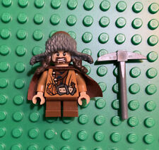 Lego Bofur The Dwarf The Hobbit Minifigure LOTR Lord of the Rings 79003 lor052
