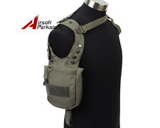 1000D Tactical Military Hunting Portable Hidden Underarm Shoulder Pouch Bag FG