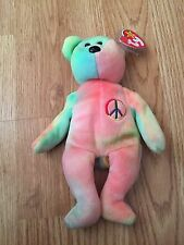 Ty Beanie Babies Peace 1996Tags Retired