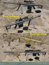 M82_Set4 1:6 Scale Action Figure BARRETT M82A1-M M107 .50 RIFLE GUN ARMY M82