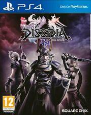 Dissidia Final Fantasy NT PS4 - New and Sealed