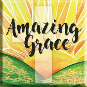 Amazing Grace Fridge Magnet Ideal Christian Gift Birthday Christmas Easter Bible