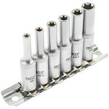 Torx Steckschlüssel Satz Außen Nüsse lang 1/4 Zoll Steck Nuss Kfz Werkzeug Set