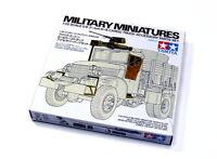Tamiya Military Model 1/35 US 6x6 Cargo Truck Parts Set Scale Hobby 35231