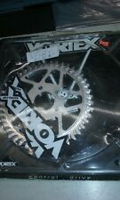 JT Sprockets JTSK2026 520X1R2 Chain and 15 Front//43 Rear Tooth Sprocket Kit