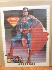 vintage Superman original comic book hero poster 8742