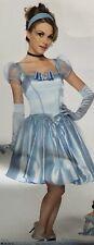 Cinderella Classic Adult Costume Satin Ball Gown Fancy Dress Leg Avenue Large